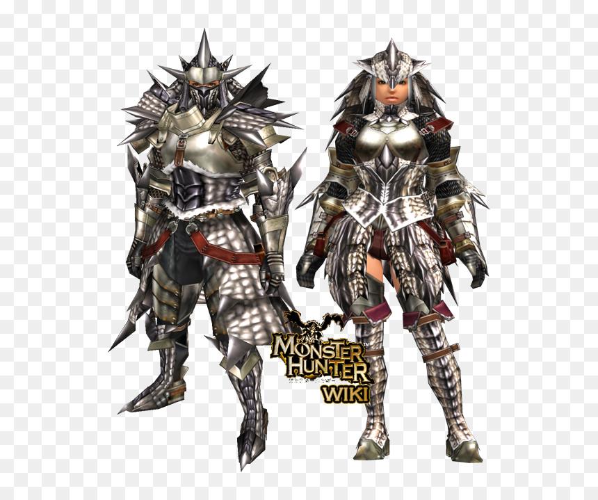Monster Hunter Azure Rathalos Armor Png Download Monster