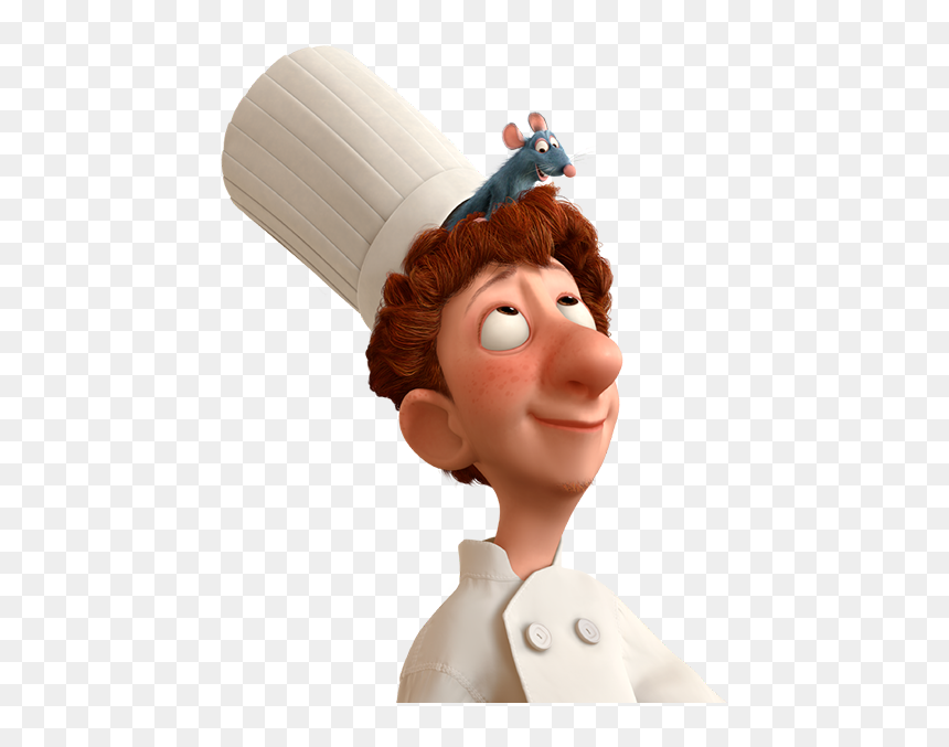Ratatouille Remy And Linguini Hd Png Download Vhv