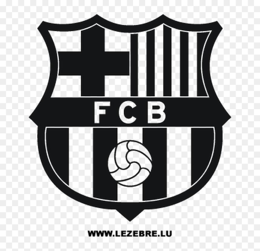 fc barcelona logo png black transparent png vhv fc barcelona logo png black