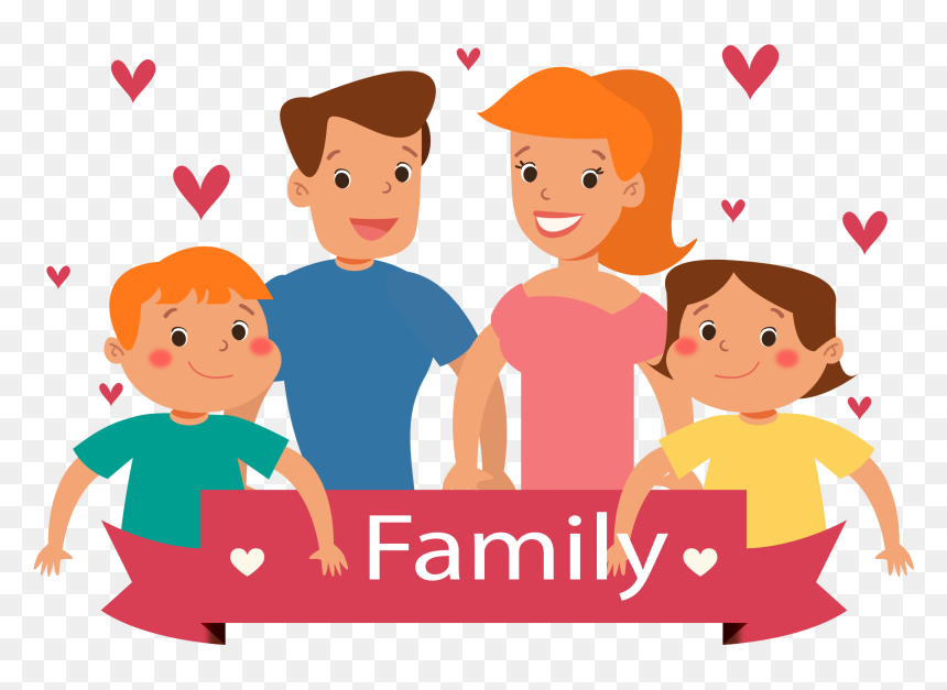 Love For Family Clipart Hd Png Download Vhv