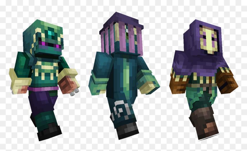 End Brawler Minecraft Skin Hd Png Download Vhv