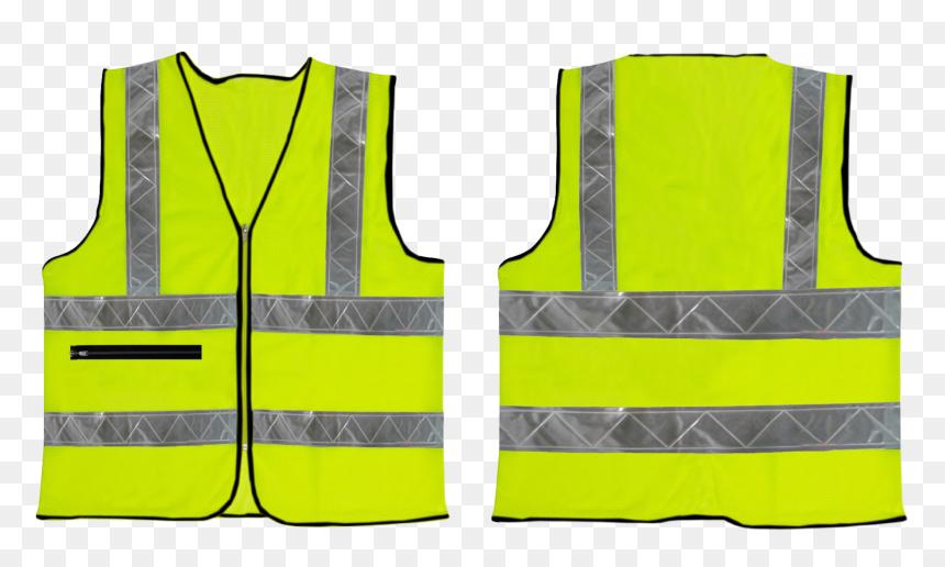 Safety Vest Transparent Background Hd Png Download Vhv