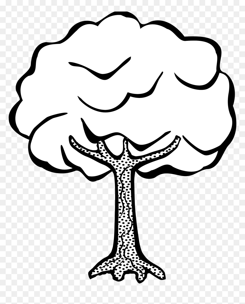 Tree Black And White Png Transparent Png Vhv Tree cartoon 1 of 2383. tree black and white png transparent