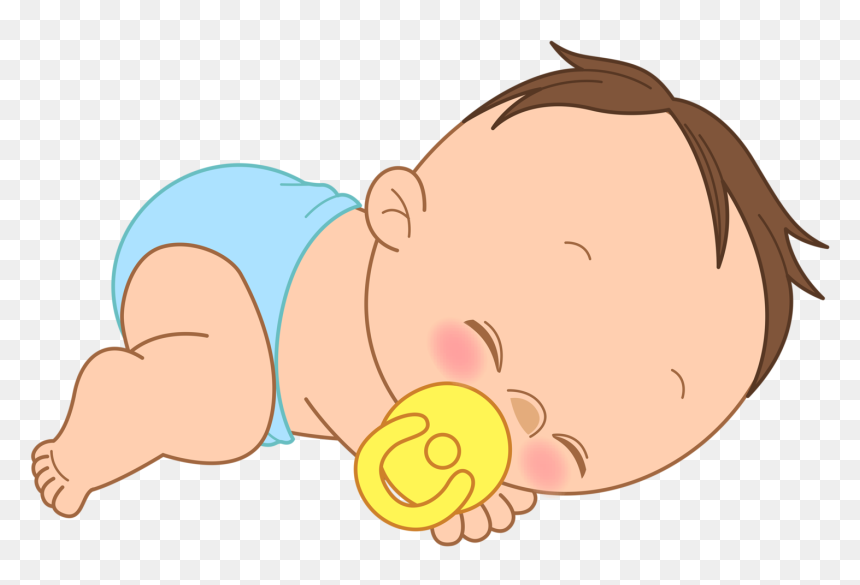 Transparent Background Sleeping Baby Clipart Hd Png Download Vhv