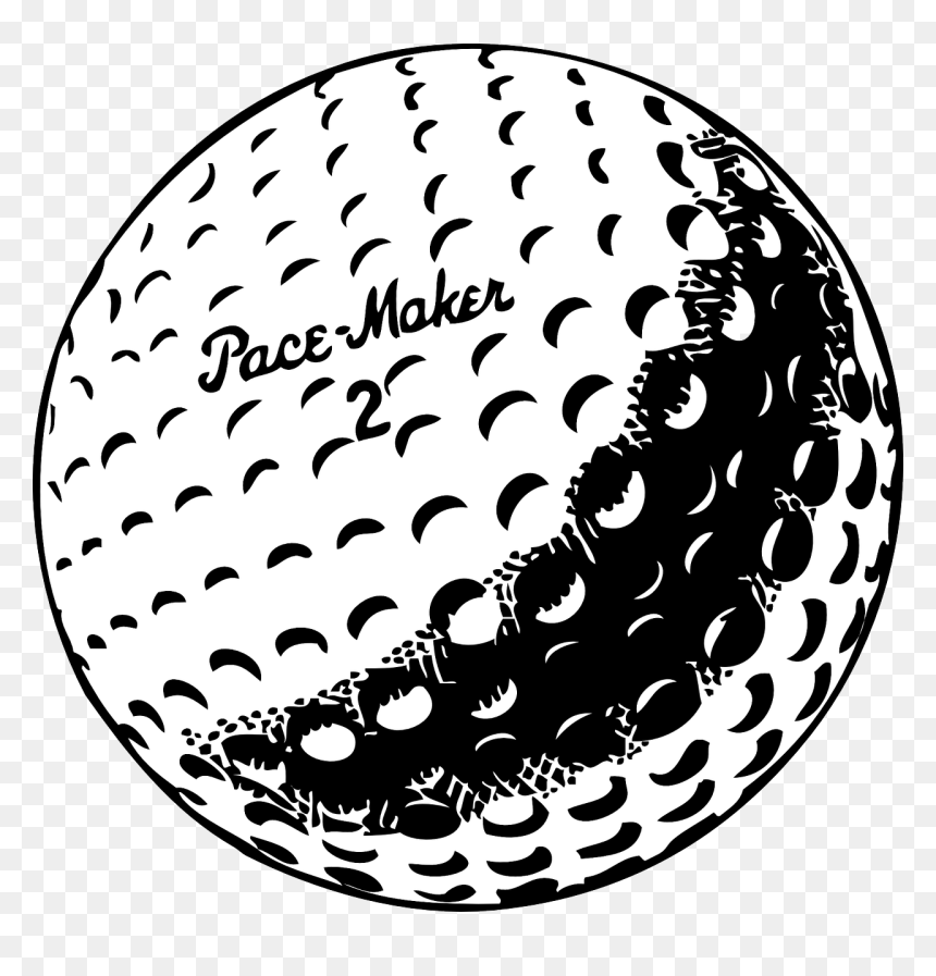 Golf Ball Clipart Free Vector Hd Png Download Vhv