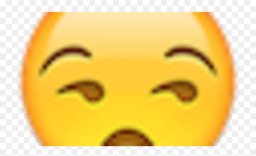 Cara De Sarcasmo Emoji Hd Png Download Vhv