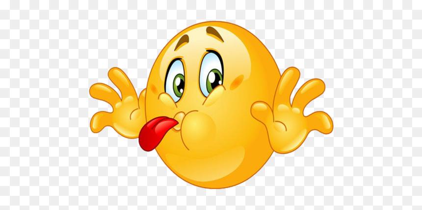 Emoticone Qui Tire La Langue Hd Png Download Vhv