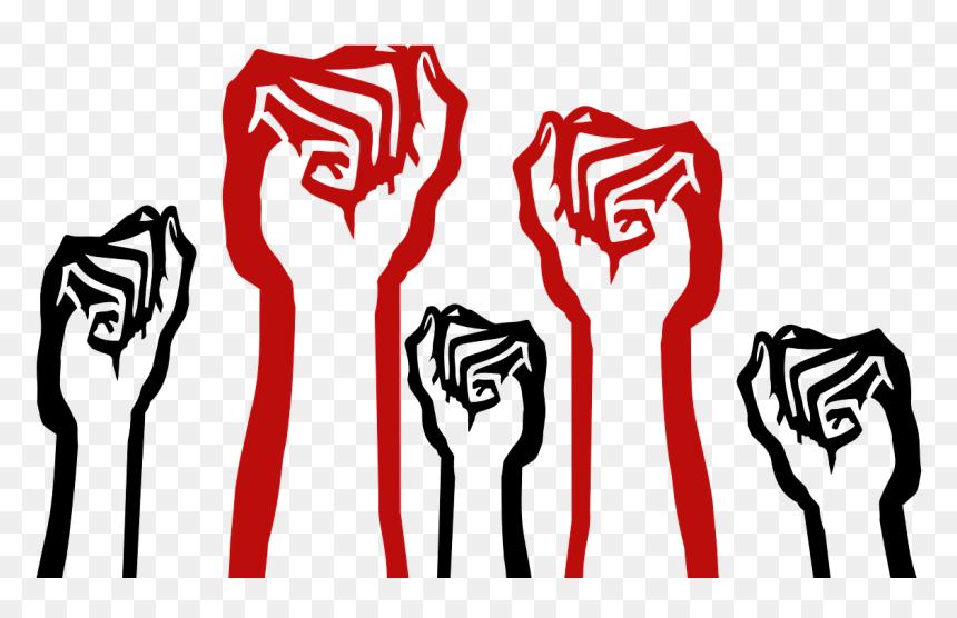 Raised Fists Png Transparent Png Vhv