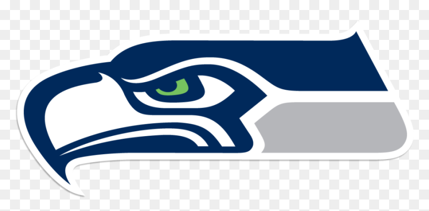 Seattle Seahawks Logo Backwards Hd Png Download Vhv