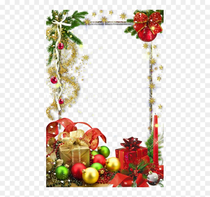 Transparent Background Christmas Frames Hd Png Download Vhv