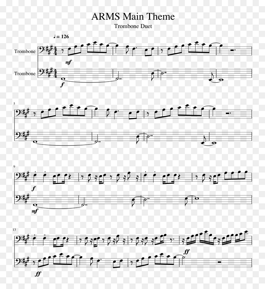 Arms Main Theme Stardew Valley Piano Sheet Music Hd Png Download Vhv