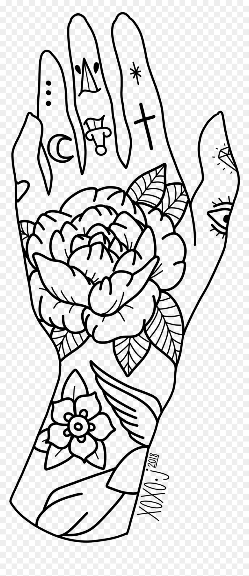 Hand Tattoo Drawings Hd Png Download Vhv Discover 87 free hand tattoos png images with transparent backgrounds. hand tattoo drawings hd png download vhv