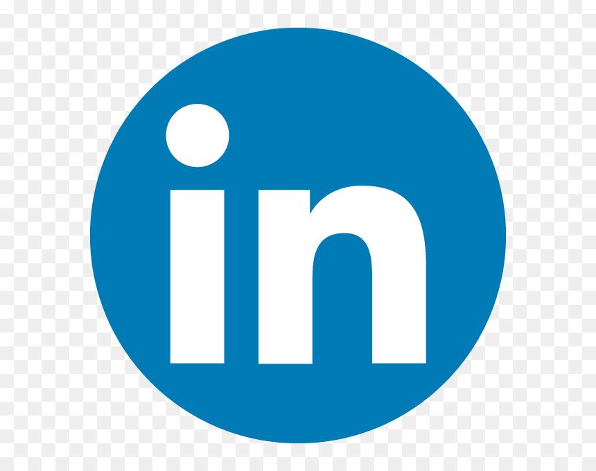 Color, Circle, Linkedin icon |Linkedin Icon Circle