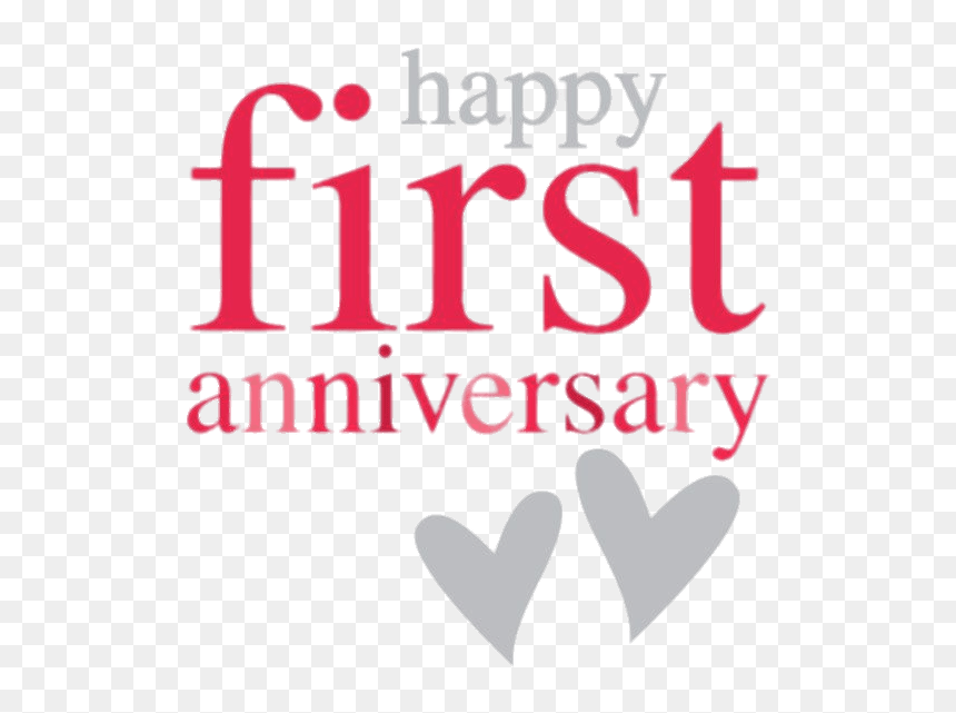 1 year anniversary hd png download vhv 1 year anniversary hd png download vhv