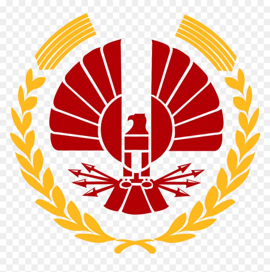 Hunger Games Peacekeeper Symbol Hd Png Download Vhv
