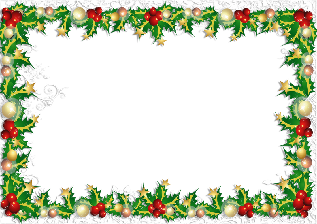 Christmas Picture Frames Png ,HD PNG . (+) Pictures - vhv.rs