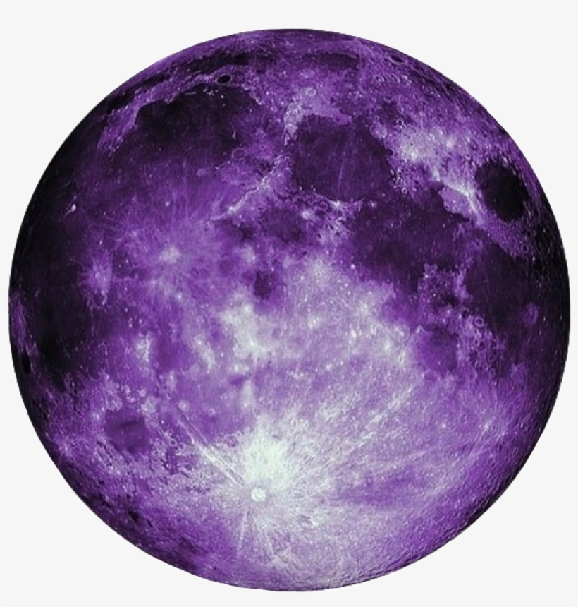 Purple Moon Png ,HD PNG . (+) Pictures - vhv.rs