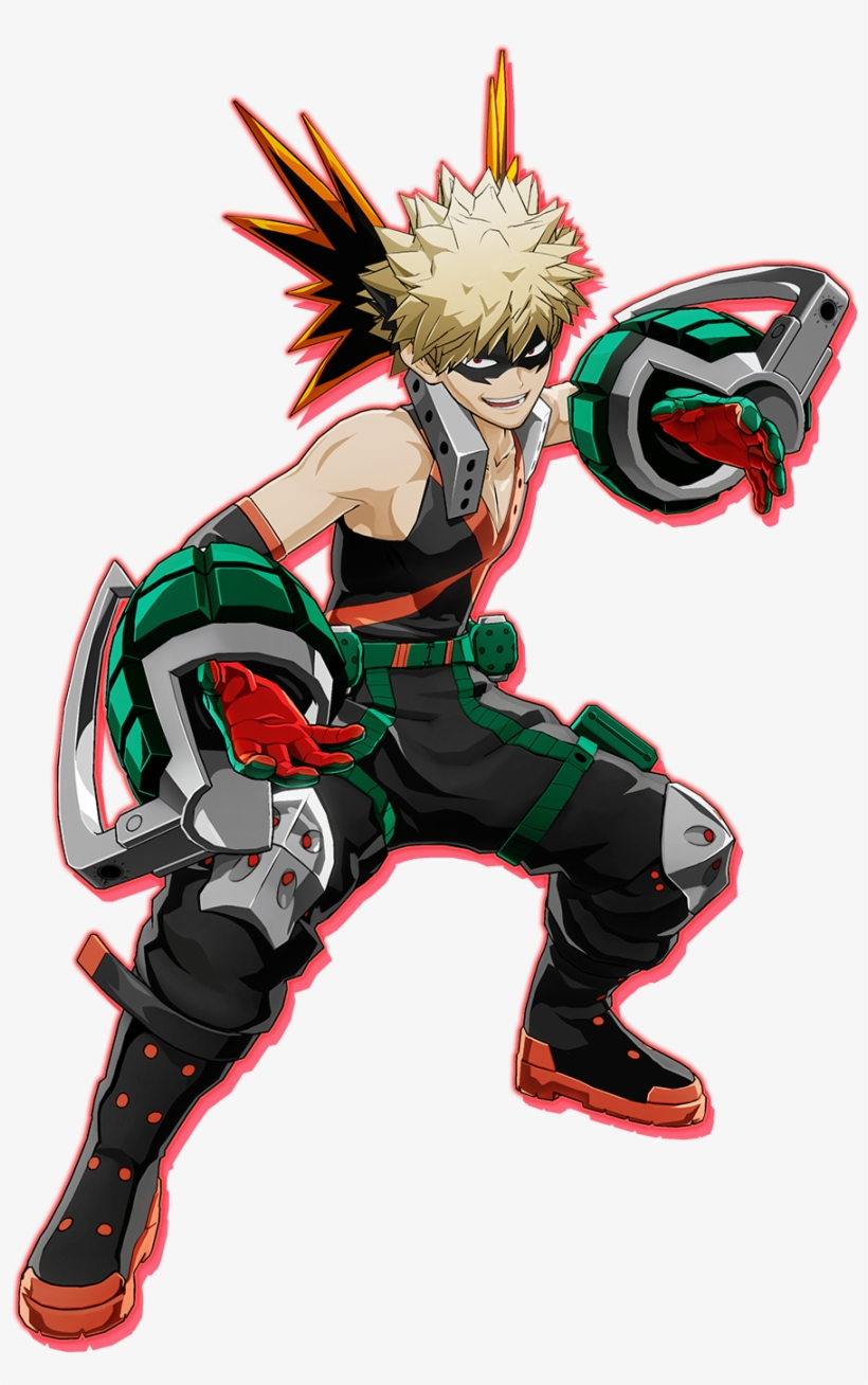 My Hero Academia Bakugou Png Hd Png Pictures Vhv Rs