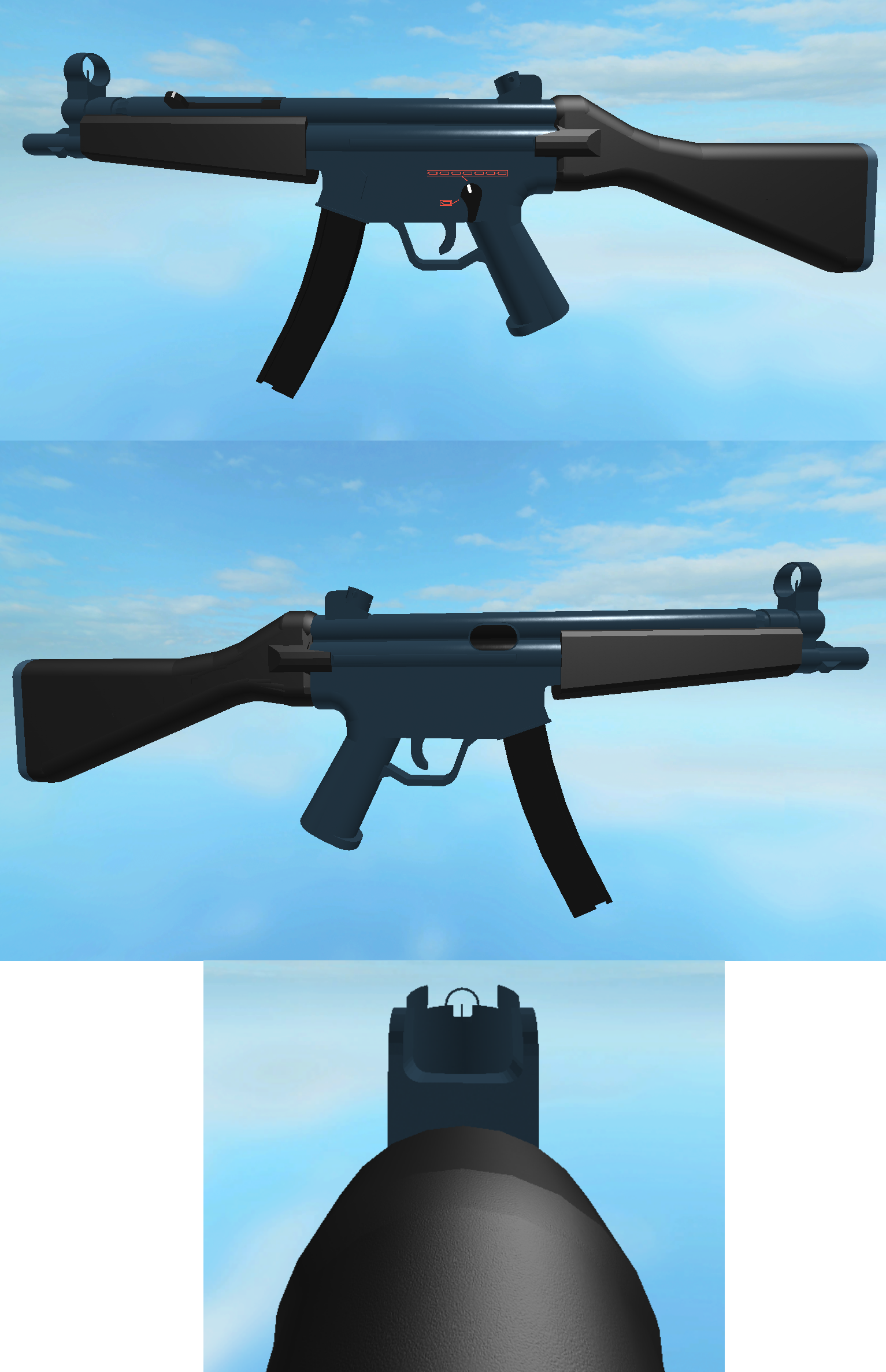 Roblox Gun Png ,HD PNG . (+) Pictures - vhv.rs