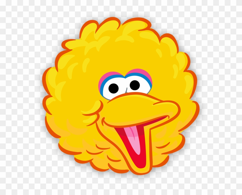 Big Bird Face Png Hd Png Pictures Vhv Rs