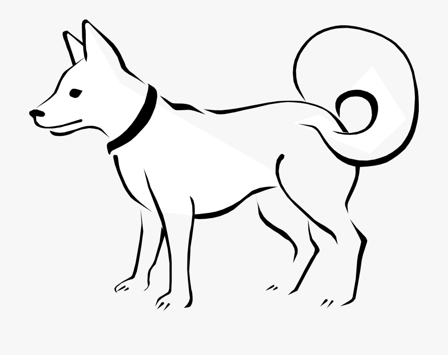 Dog Clipart Black And White Png Hd Png Pictures Vhv Rs