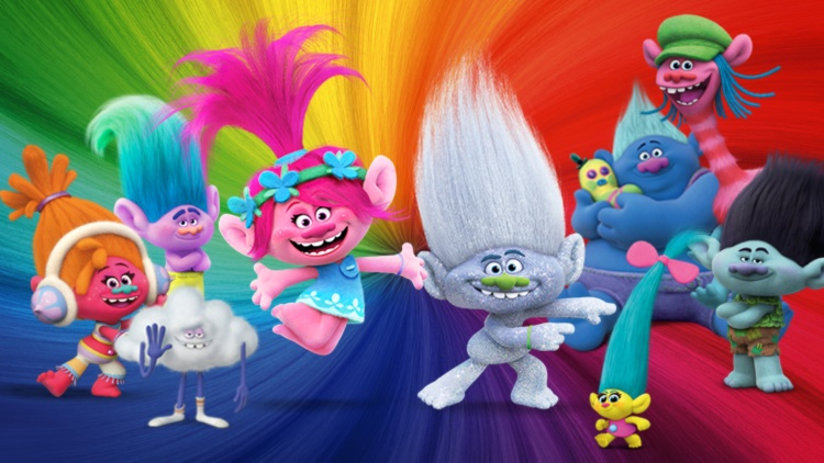 Trolls Movie Characters Png Hd Png Pictures Vhv Rs
